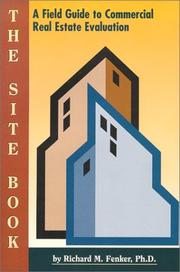 Cover of: The site book