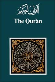 Cover of: The Qur'an