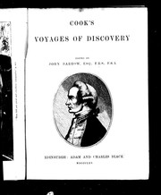 Cover of: Cook's voyages of discovery