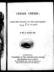 Cover of: Cedar Creek |
