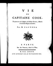 Cover of: Vie du capitaine Cook | Andrew Kippis