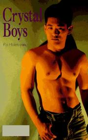 Cover of: Crystal Boys | Hsien-Yung Pai