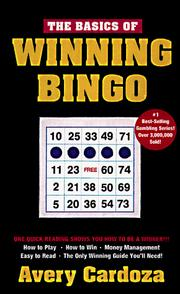 The basics of winning bingo by Avery Cardoza