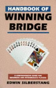 Cover of: Handbook of winning bridge