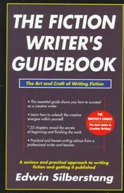 Cover of: The fiction writer's guidebook