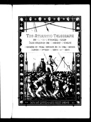Cover of: The Atlantic telegraph