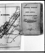 Cover of: Mineral springs of North America | J. J. Moorman