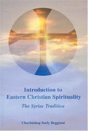 Cover of: Introduction to Eastern Christian Spirituality