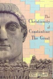 Cover of: Christianity of Constantine the Great