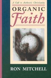 Cover of: Organic Faith