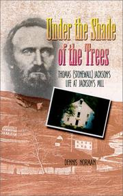 Cover of: Under the shade of the trees