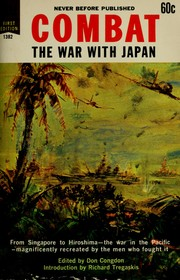 Cover of: Combat: the war with Japan