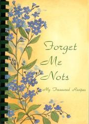 Cover of: Forget Me Nots