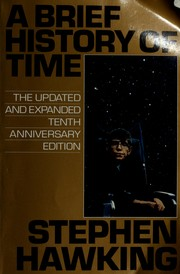 Cover of: A Brief History of Time |