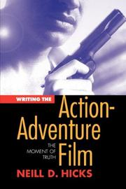 Cover of: Writing the thriller film