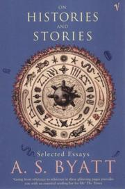 Cover of: On Histories and Stories