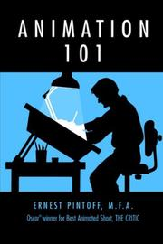 Cover of: Animation 101 | Ernest Pintoff