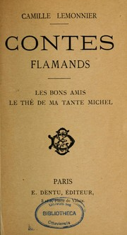 Cover of: Contes flamands