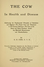 Cover of: The cow in health and disease