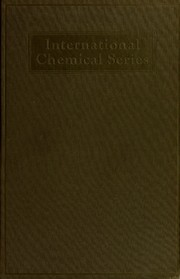 Cover of: Crystal chemistry | Charles William Stillwell