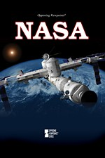 Cover of: NASA | Margaret Haerens