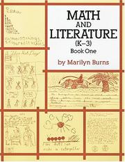 Math and literature by Marilyn Burns