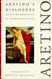 Cover of: Aretino's Dialogues