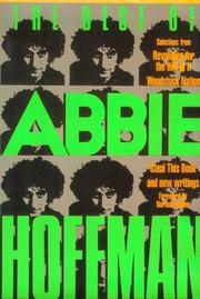 Cover of: The best of Abbie Hoffman | Abbie Hoffman