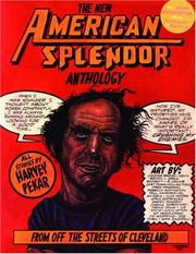 Cover of: The new American splendor anthology: From Off the Streets of Cleveland