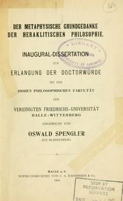 oswald spengler decline of the west pdf