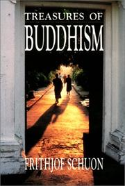 Cover of: Treasures of Buddhism