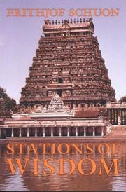 Cover of: Stations of wisdom