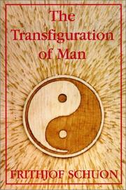 Cover of: The Transfiguration of man