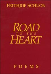 Cover of: Road to the heart: poems