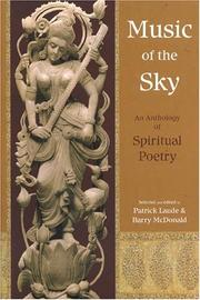 Cover of: Music of the Sky |