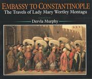 Cover of: Embassy to Constantinople