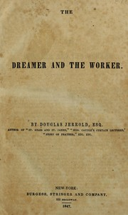 Cover of: The dreamer and the worker