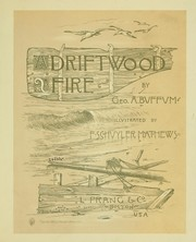 Cover of: A driftwood fire