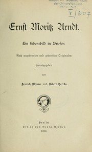 Cover of: Ein Lebensbild in Briefen
