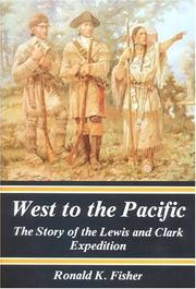 Cover of: West to the Pacific