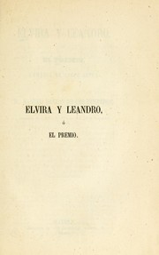 Cover of: Elvira y Leandro, o, El premio