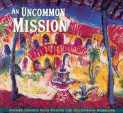 Cover of: An uncommon mission