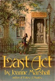 Cover of: Last act | Alexandra Manners