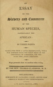 African slavery essay