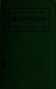 Cover of: Essentials of dermatology.