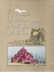 Cover of: A Most Superior Land | David M. Frimodig