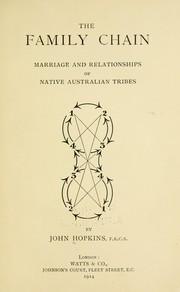 Cover of: The family chain