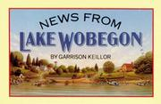 Cover of: News from Lake Wobegon
