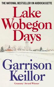 Cover of: Lake Wobegon Days (30120)