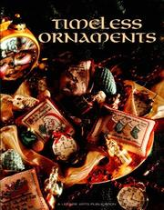Cover of: Timeless ornaments. |